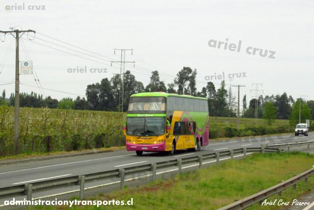 Particular - Lontué - Busscar Panorâmico DD / Scania (BWPV88)