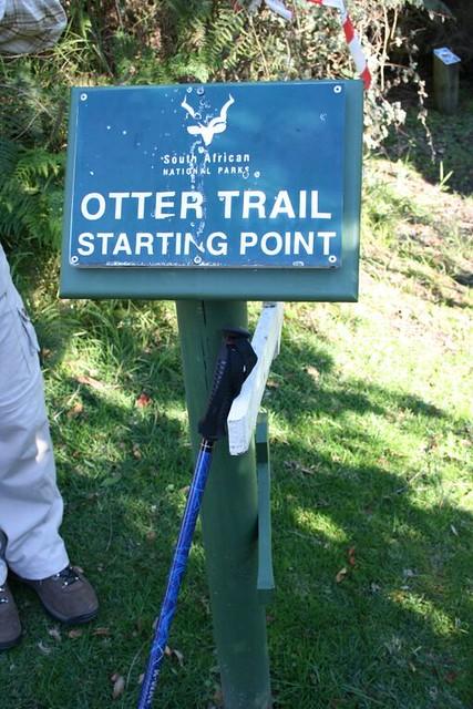 otter starting point