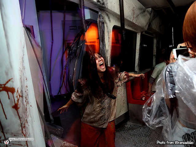 HHN5 MRT Singapore True Ghost Stories
