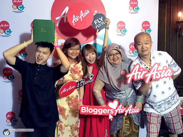 AirAsia Blogger Community 2015 3