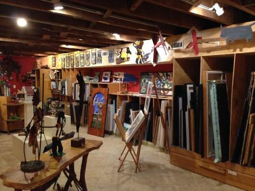Main Street Gallery, Clayton GA