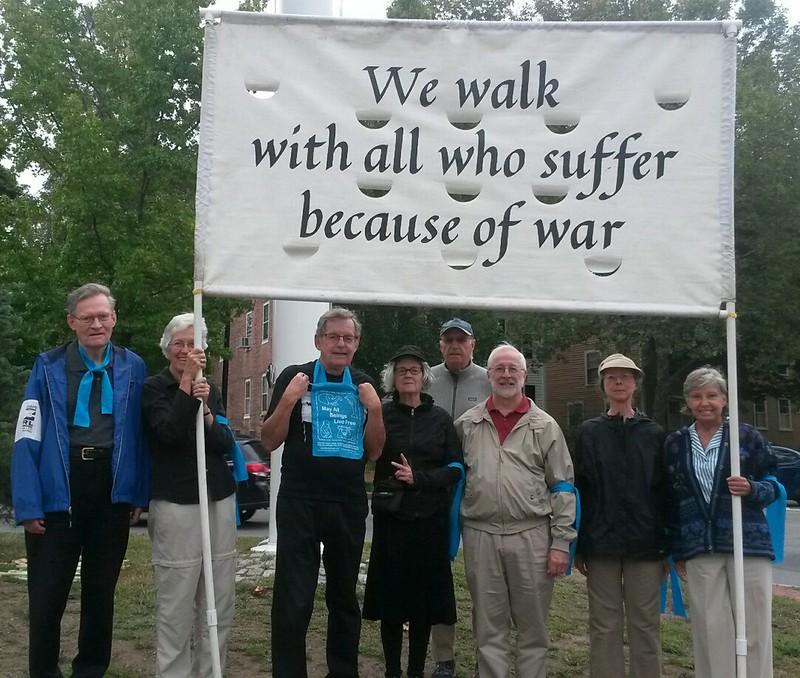 Concord, MA Peace Walk - CNV 2016 (1)