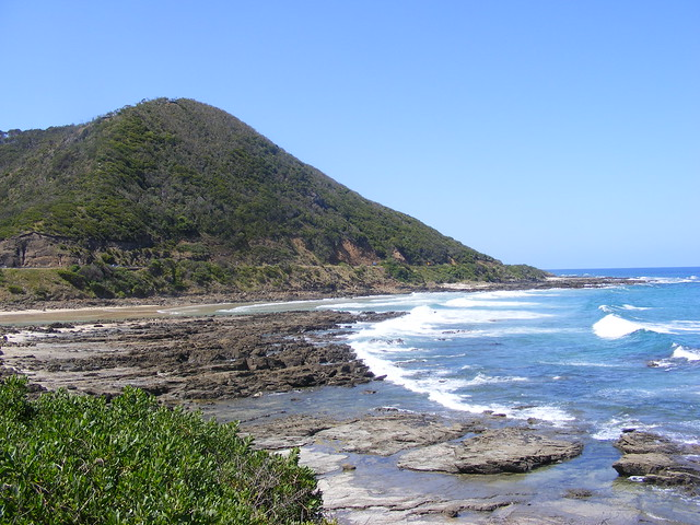 Picture from the Great Ocean Road