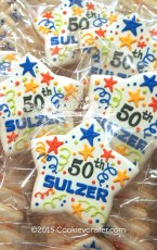 SULZER celebrate 50 years
