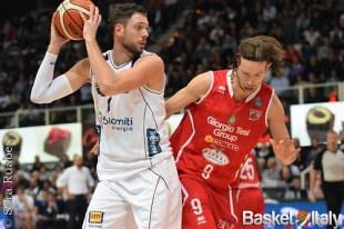 Filipo Baldi Rossi (Trento) vs Michele Antonutti (Pistoia)