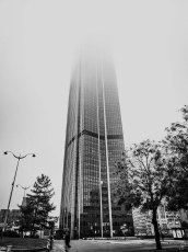 2015-46 - Paris, un réveil embrumé