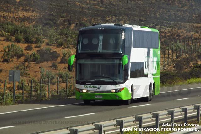 Tur Bus - Norte Chico - Modasa Zeus / Volvo (GXTG27) (4379)