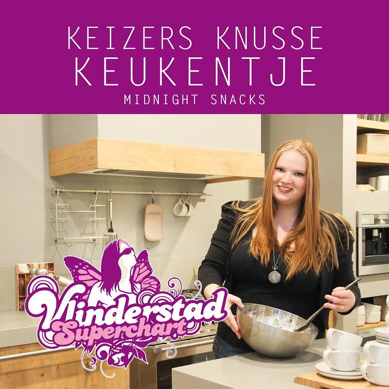 Kookboek Keizers Knusse Keukentje