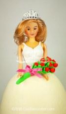 Prom Queen cake