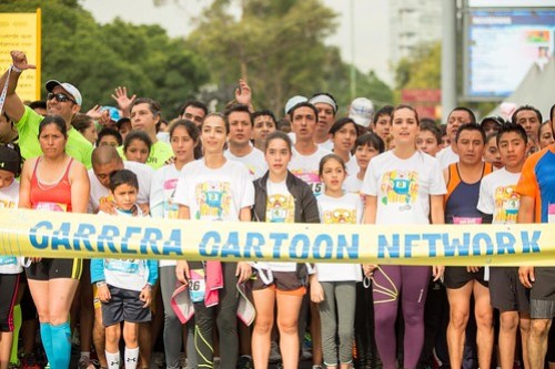Carrera Cartoon Network 2015