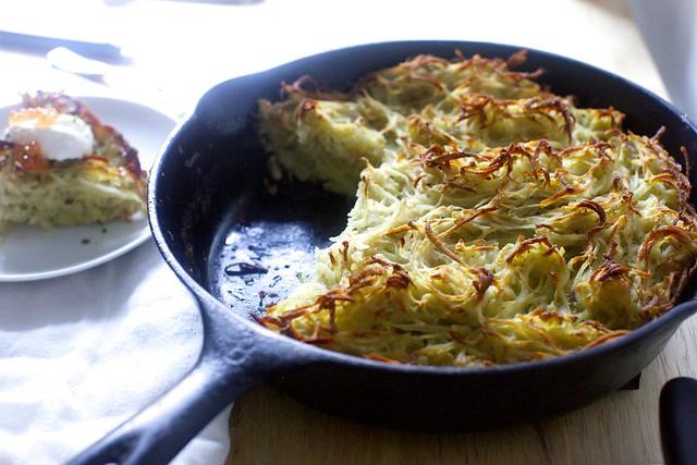 potato kugel