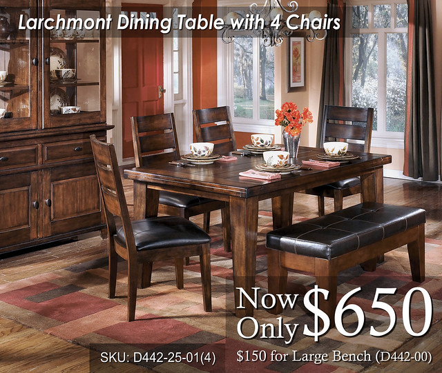 Larchmont Dining Collection