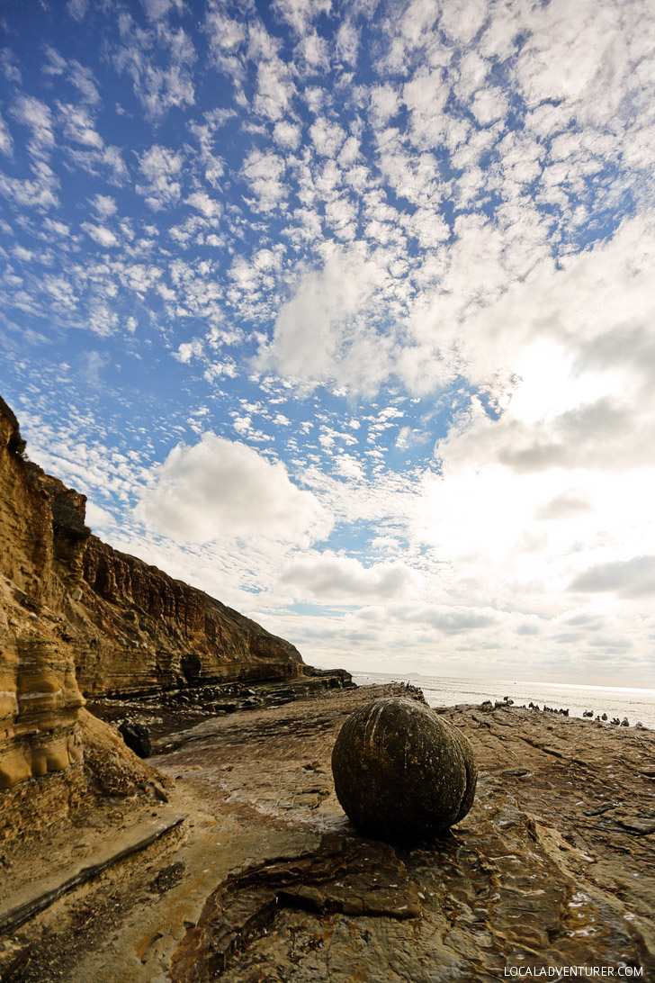 Cabrillo National Park - Looking for Secret Sea Caves in San Diego.