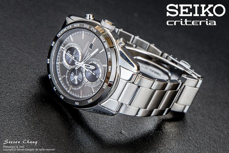 [小開箱] Criteria 藍寶石太陽能錶 - Mobile01