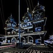 India - Rajasthan - Pushkar - Gurudwara (Sikh Temple) - 6b