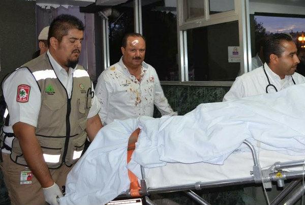Duarte permanecerá 48 horas en el hospital tras accidente aéreo