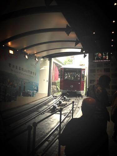 The Peak Tram HK