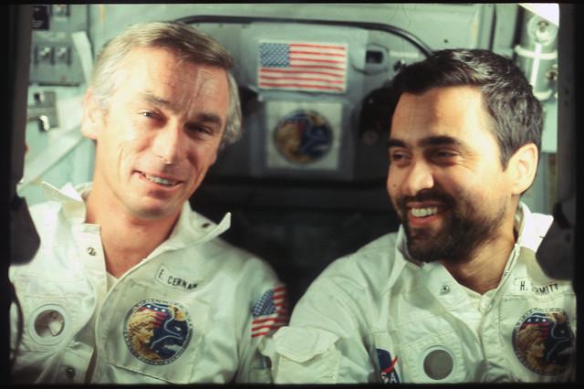 Apollo 17 Magazine 163/TT