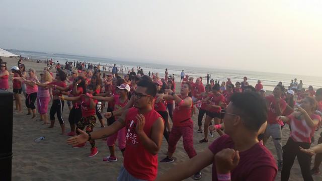 Bali Fitness Weekend 2015