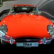 Jaguar E-Type 3,8 L - 1964 - 2b