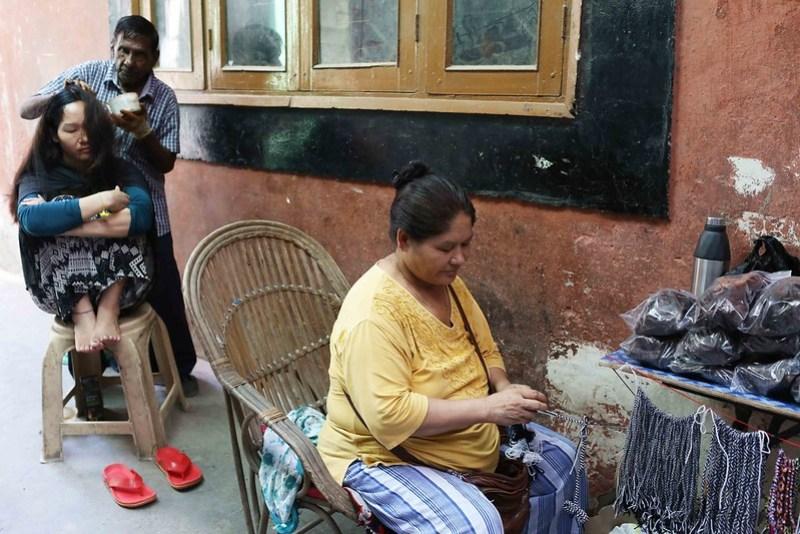 City Life - Refugee Status, Majnu ka Tila