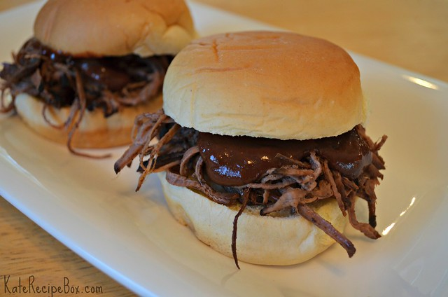 ChocolateBrisketSliders