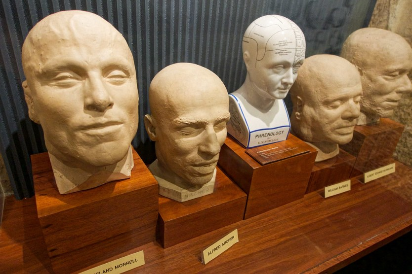 A small taste of the Death Mask collection.