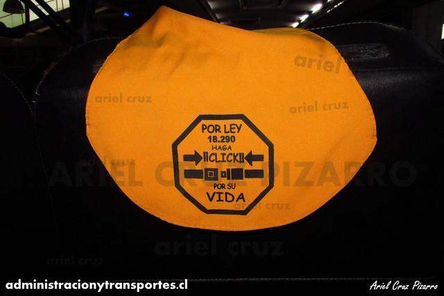Talca París Londres - Talca - Modasa Zeus / MAN (GXYY18) (4050)