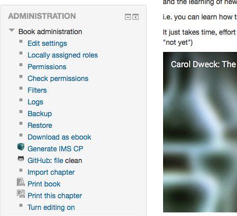 github change file permissions