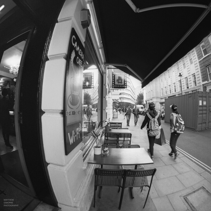 Zeiss 30mm Distagon Fish Eye