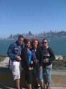 Visite d'Alcatraz Visite en francais de la prison d'Alcatraz lors de la visite privée de San Francisco avec www.frenchescapade.com