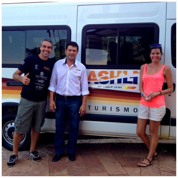 Tours en Iguazú