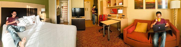 marriott towneplace suites denver.