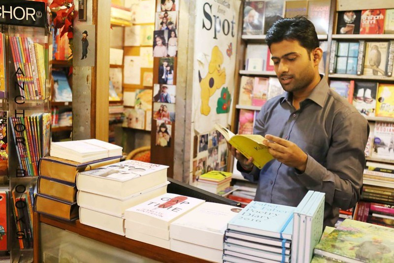 Mission Delhi - Ashutosh Tripathi, The Bookshop