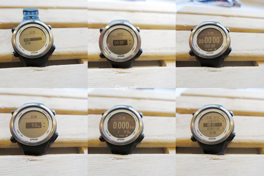2015.12.10| 跑腿小妞| 為下一個挑戰設定目標, EPSON RUNSENSE SF-810 手錶訓練心得 07.jpg