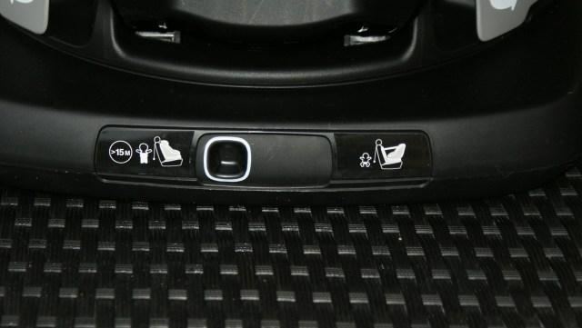 maxi cosi axissfix plus switchen achterstevoren draaien voorwaarts