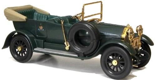 Cursor Gräf&Stift 40-45hp 1913 Kaiserwagen 6