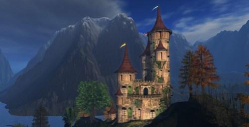 Castle Hideaway