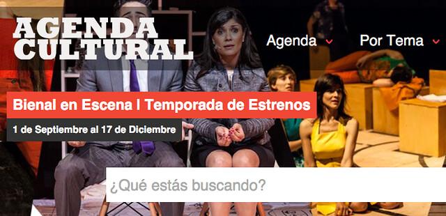 Agenda cultural BA