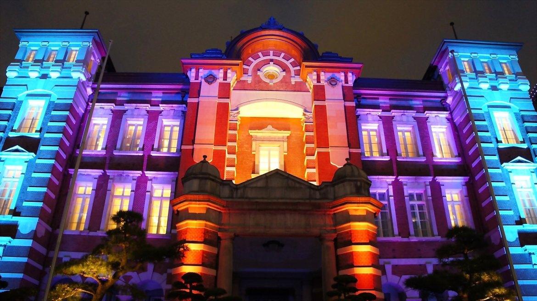 Tokyo Station Illumination