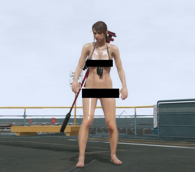 Nude Quiet Mod