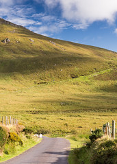 Caherconree Pass, County #Kerry
