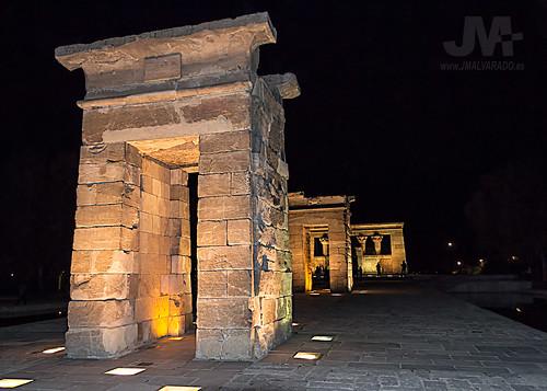 Templo de Debod, Madrid (1)