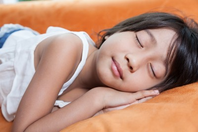 sleep helps children