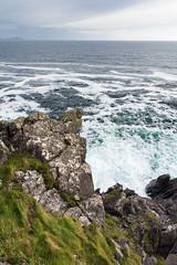 #Dingle bay cliffs #Kerry