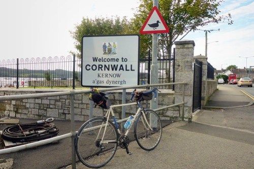 Welcome To Cornwall & Watch For Ducks