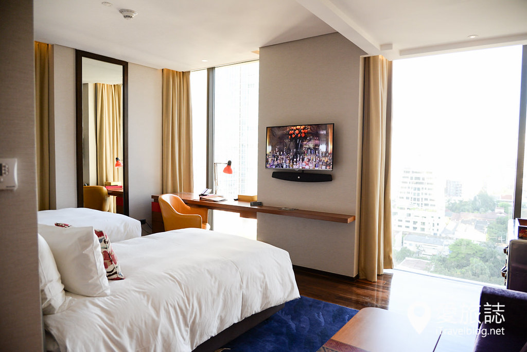 曼谷英迪格酒店 Hotel Indigo Bangkok Wireless Road 26