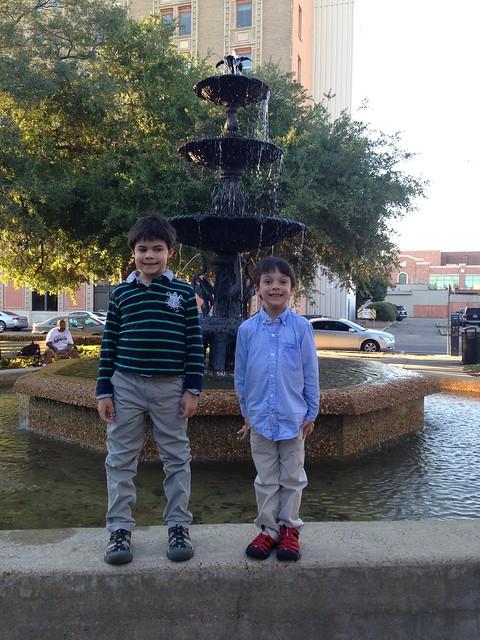 Plaza Ferdinand, Pensacola FL