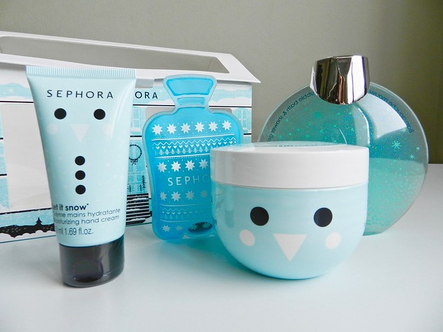 cofanetto let it snow sephora