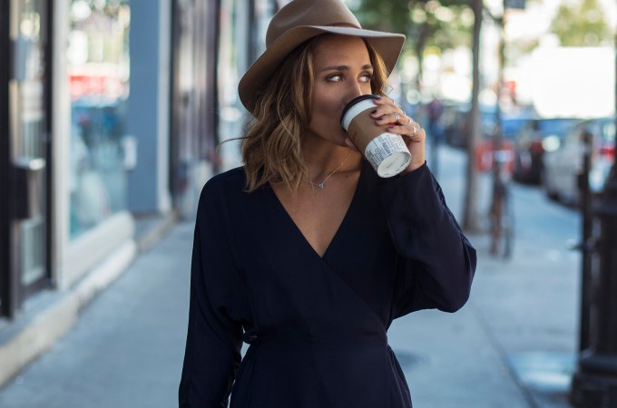 Image result for walking coffee
